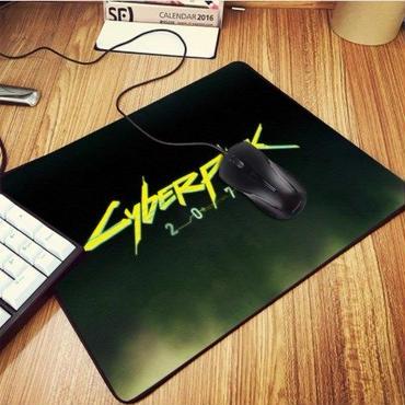サイバーパンク 2077  ゲーミングマウスパッド  Cyberpunk 2077   290×250×2mm