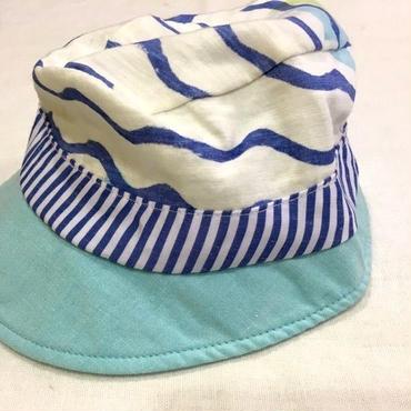RAGMART 波プリント帽子