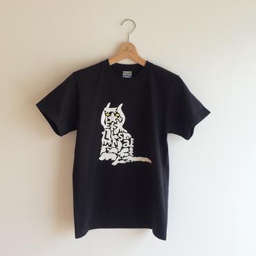 ELSA nico-T shirts 黒