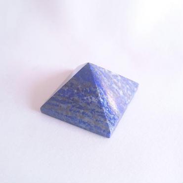 ラピスラズリ ピラミッド     「気付きと守護」