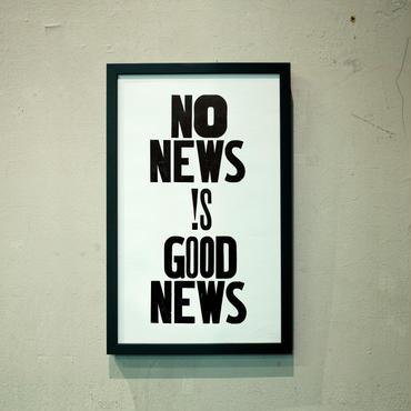 NO NEWS  !S  GOOD NEWS