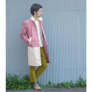 スッテンテンカラーコート  ~ピンク~