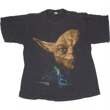 1995's STAR WARS ヨーダ t-shirts   表記 (L)