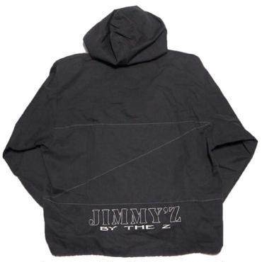 1990's   JIMMY'Z アノラックパーカー黒    実寸(XL)