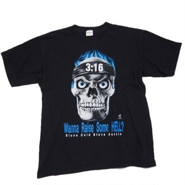 1996's USA製 スカルヘッド T-shirts  表記(L)