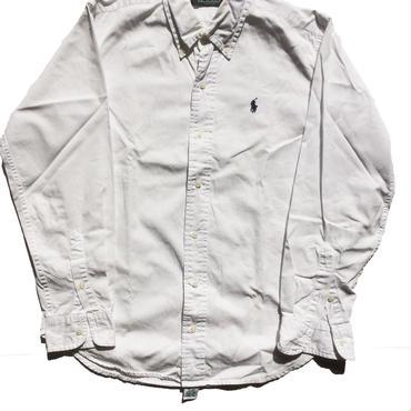1990's〜 Ralph Lauren oxford B.D shirt
