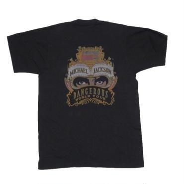 1990's Michael Jackson ツアーT-shirts 表記(M)