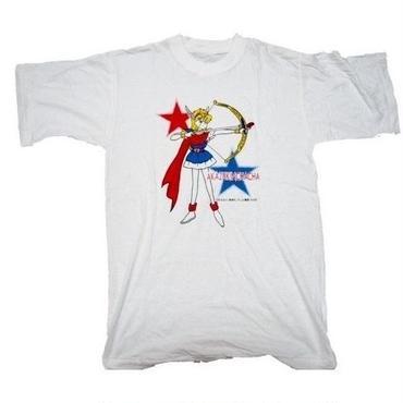 1994's  MANGA T-shirts(赤ずきんチャチャ 変身後)実寸M