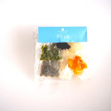 9~10ヶ月 おうちごはんセット「しらすとひじきの魚出汁米粉パスタ」