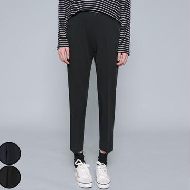 Tapered tuck pants ☆