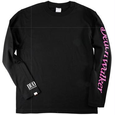 BeachWalker ロングTシャツ ブラック