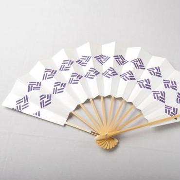 稽古扇(紫)