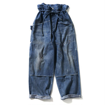 BIG PAINTER PANTS【UNISEX】