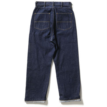807  HIGH WAIST 5POCKET DENIM PANTS 【WOMENS】
