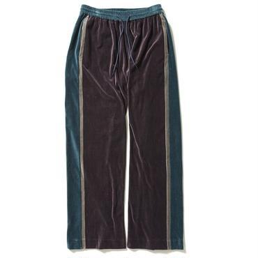 VELOUR JERSEY PANTS