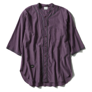 BASEBALL SHIRT【MENS】