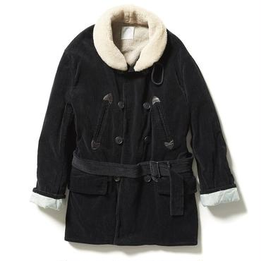 CORDUROY CAR COAT