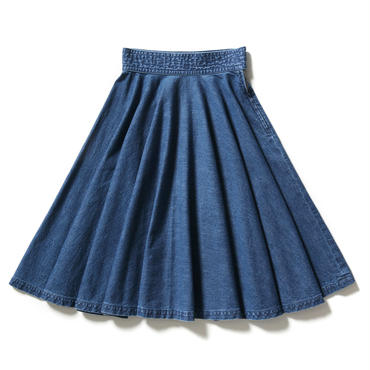 HIGH WAIST CIRCULAR SKIRTS 【WOMENS】