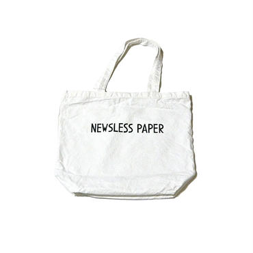 NEWSLESS PAPER (totebag)