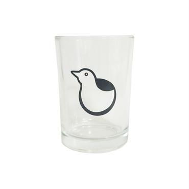 PEACE Glass Tumbler
