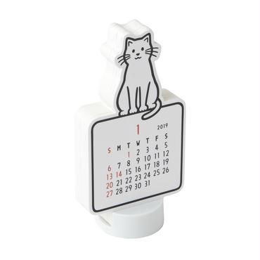 2019 DIECUT CALENDAR (cat)