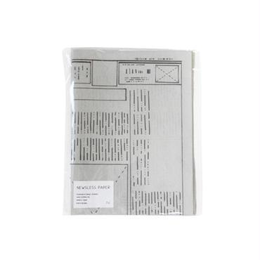 NEWSLESS PAPER