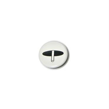 穴から棒(badge)