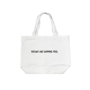FREEWAY & SWIMMING POOL(totebag)