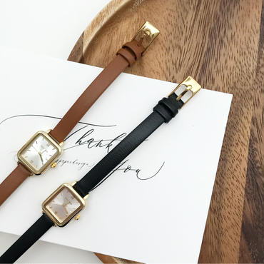 My classic Watch【6月中旬より順次発送】