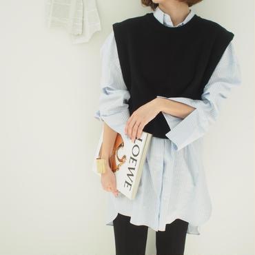 Knit Vest【3月下旬より順次発送】