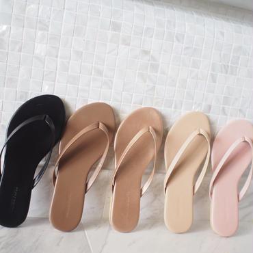 Basic beach sandal 【6月中旬より順次発送】