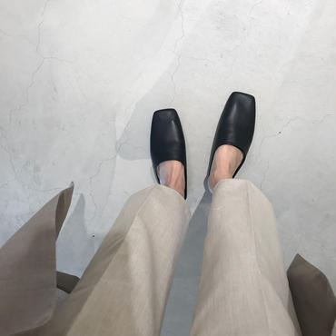 Noon スリッパ【3月中旬より順次発送】