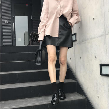 レザーミニSK【10月中旬より順次発送】