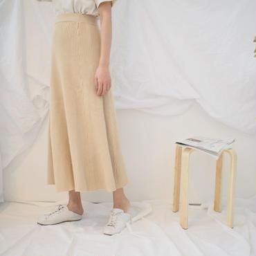 Knit フレア SK【3月中旬より順次発送】