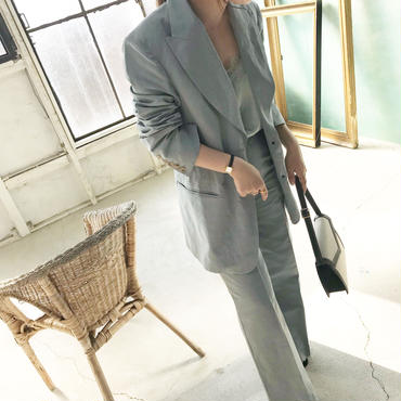 Linen × Cotton PT【5月中旬より順次発送】