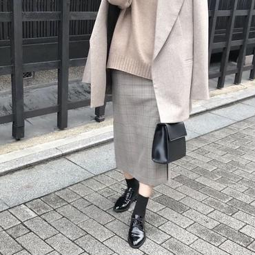 Autmun チェックSK【10月中旬より順次発送】
