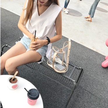 CLEANルーズカットシャツ【7月下旬より順次発送】