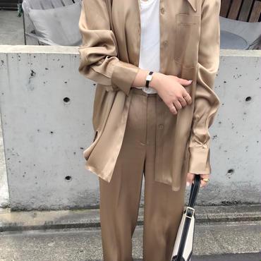 Loose サテン PT【6月中旬より順次発送】