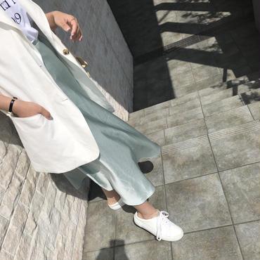 サテン フレア SK【即納】