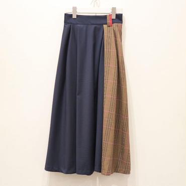 tranoi アシンメトリースカート