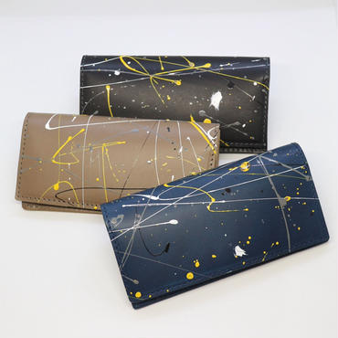 PAINTED  LONG WALLET(nyk別注)