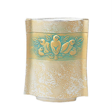 042-05 花器 和宴(白)