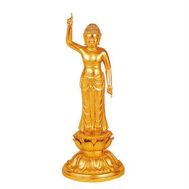 289-04 釈迦誕生仏
