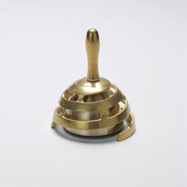 321-01 卓上鈴 環 ゴールド