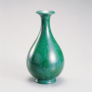 旧023-04 花瓶 8寸寿達磨2号