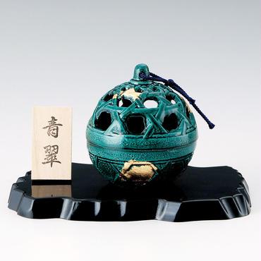 050-07 香炉 青翠