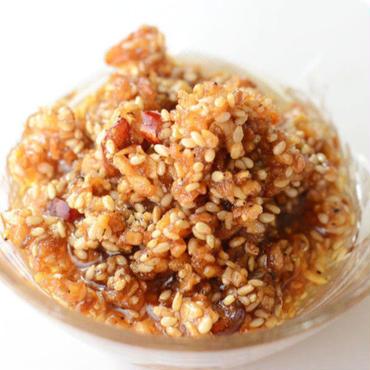 食べる和風ごま油180gのお得な2パックセット【送料無料】