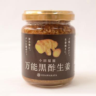 酢しょうが130g【万能黒酢生姜】