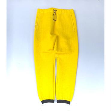 R.M GANG /  elephant pants(yellow)