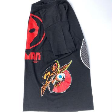 ウルトラマン モスラ 宇宙人 マルチプリントTシャツ(spice)